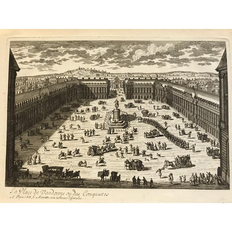 G.Perelle, place Vendôme