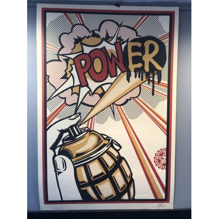 Obey GIANT, POWER 2015