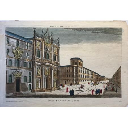 Eglise de St Charles à Rome