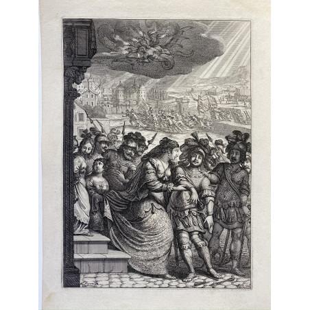 Abraham BOSSE 1656