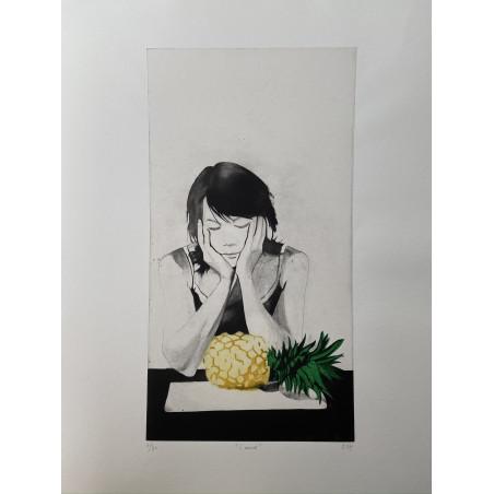 BICH, L 'ananas.