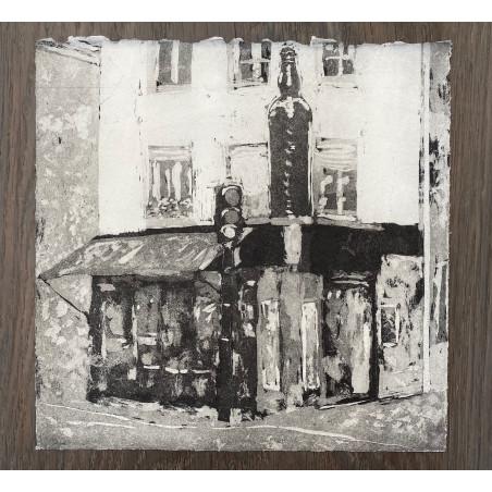 Corinne LEPEYTRE, La grosse bouteillle, Paris.