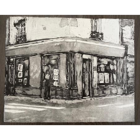 Corinne LEPEYTRE, 97 rue de Seine, Paris.