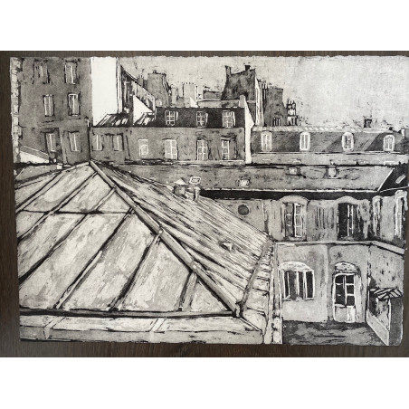 Corinne LEPEYTRE, Arquebusiers, Paris.