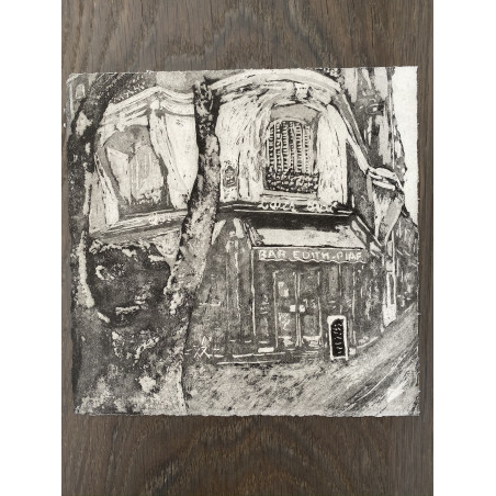 Corinne LEPEYTRE, Place Edith Piaf, Paris.