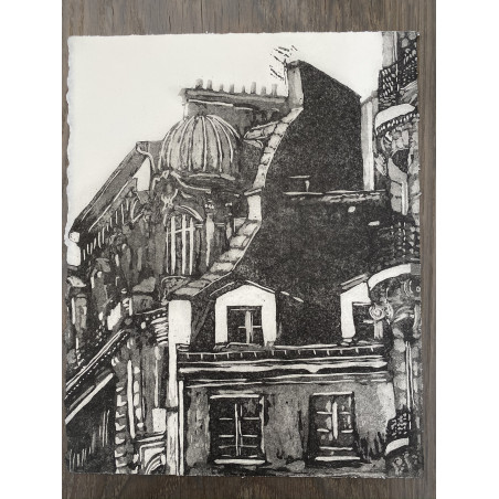 Corinne LEPEYTRE, Sentier, Paris.
