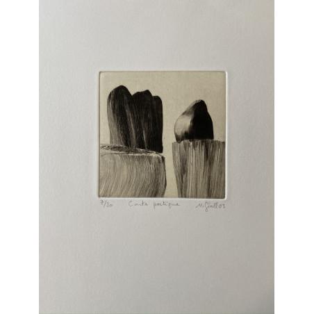 Nathalie GRALL, carte poétique.