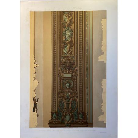 Le nouvel Opéra de Paris, Ducher et Cie 1880, Charles Garnier Architecte