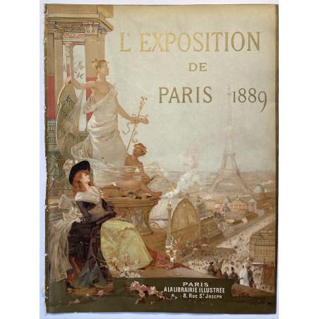 L' exposition de Paris 1889