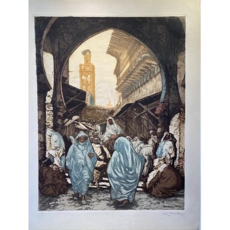 Fez, Almery Lobel Riche, 1918