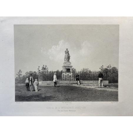 Album Martiniquais, Hartmann et Cicéri, 1860