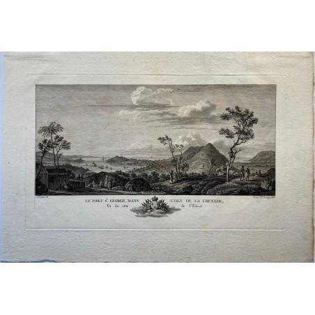 Nicolas Ozanne, 1776, les ports de France