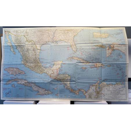 Amérique centrale, Antilles, 1935