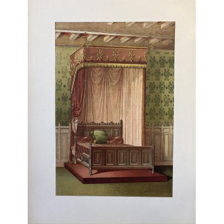 copy of Le style renaissance, lithographie, 1900