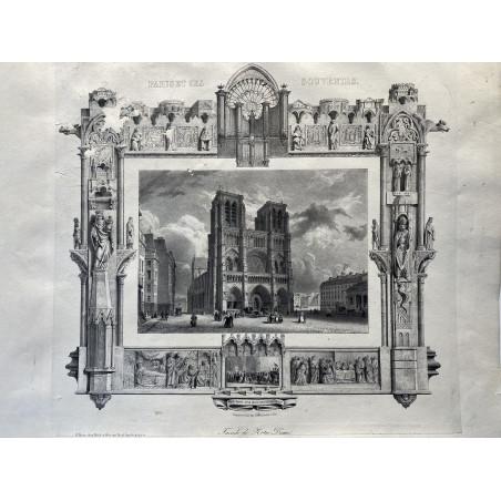 Paris et ses souvenirs, 1840