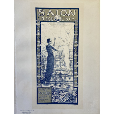 copy of Les maitres de l'affiche