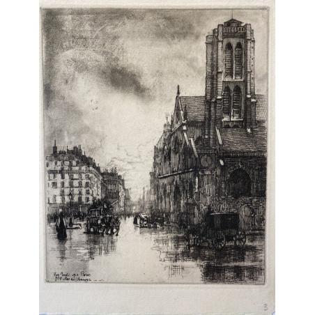 Les XX arrondissements de PARIS, E.BÉJOT, 1903