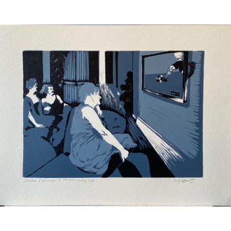 Aimless ( Hommage à Toulouse Lautrec)