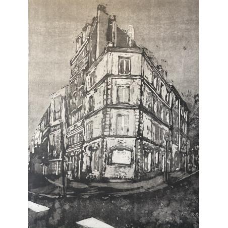 Passage de Pékin, Paris