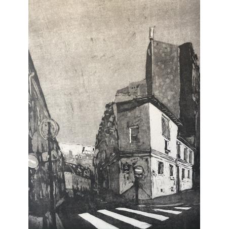 Rue de la Bidassoa, Paris