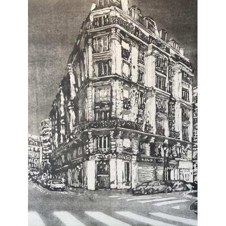 Rue Ronsard, Paris