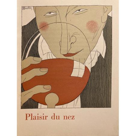 Charles Martin, monseigneur le vin, 1927