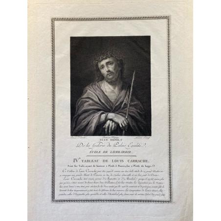 Galerie du Duc d'Orleans, 1786, Ecce homo.