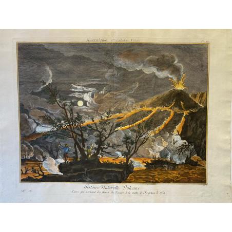 Minéralogie, 6 ème collection, volcans.