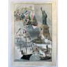 Inauguration de la statue de la liberté éclairant le Monde, 28 Octobre 1886