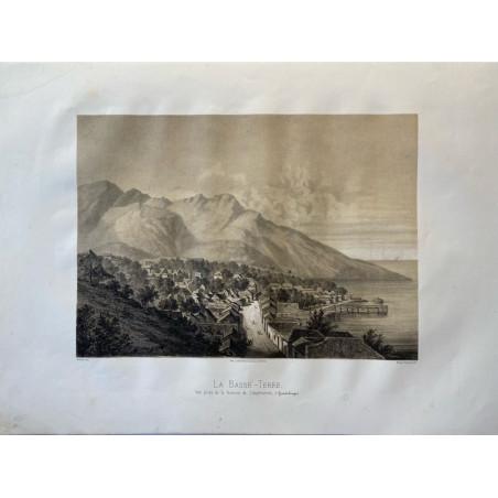 La guadeloupe pittoresque, A.Budan,1863