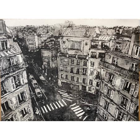 Rue la Bruyère, Notre dame de Lorette, Paris
