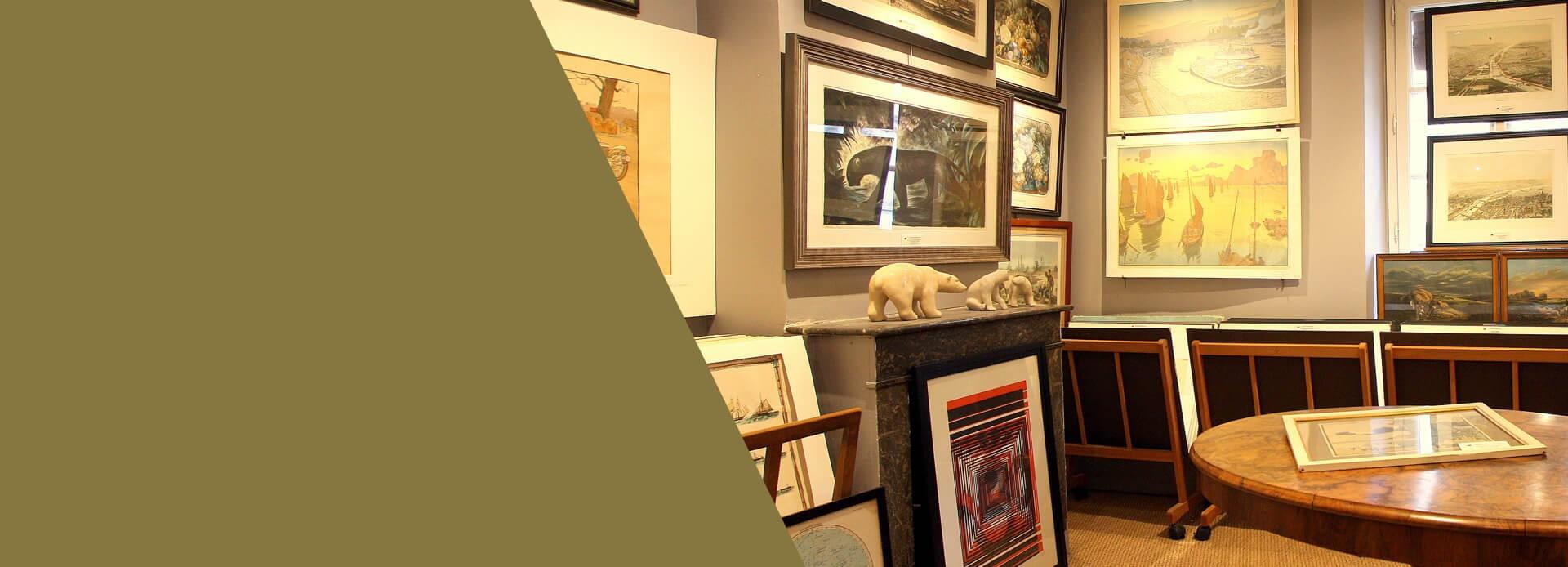 Galerie Martinez Fleurot